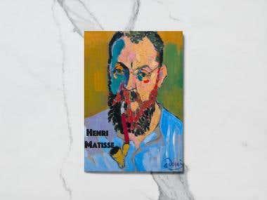 Henri Matisse Magazine
