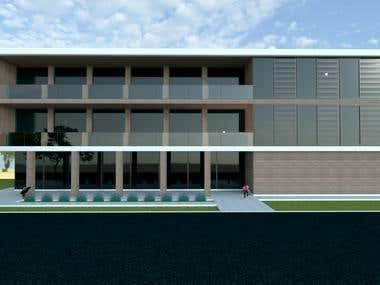 Care center concept