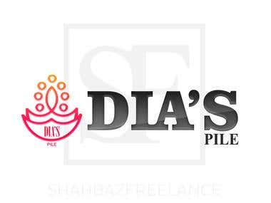 CUSTOM LOGO FOR DIYA
