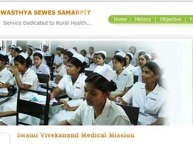 Swami Vivekanand Medical Mission