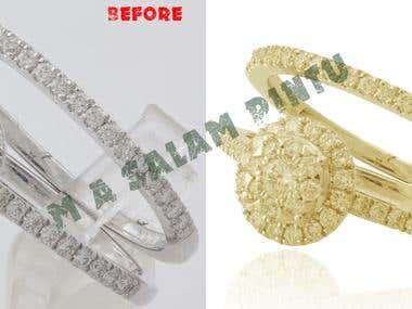 jewelary work
