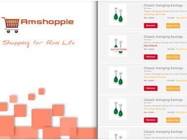 Amshoppie App