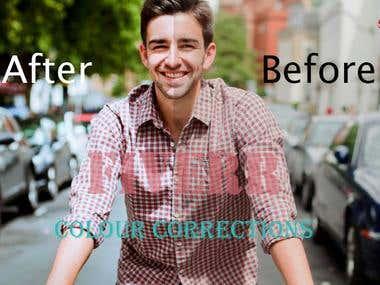I will do any photoshop edit