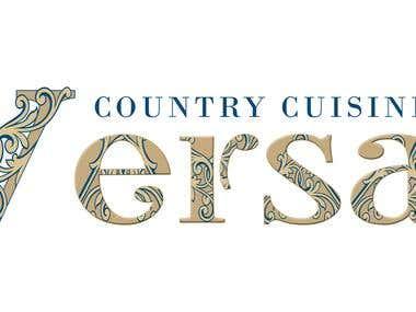 Versal Logo design