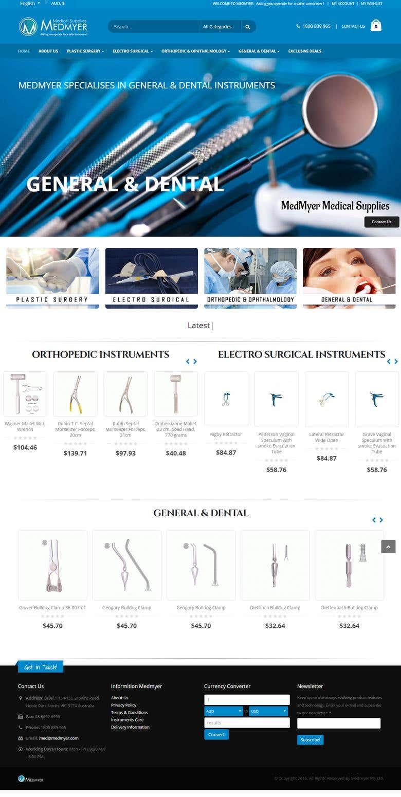 medmyer com au | Freelancer