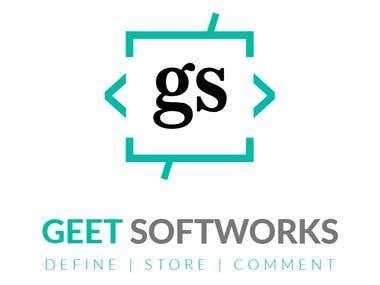 Geet Softworks - Logo
