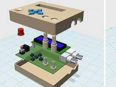 3d design an printing