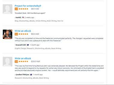 Recent Review