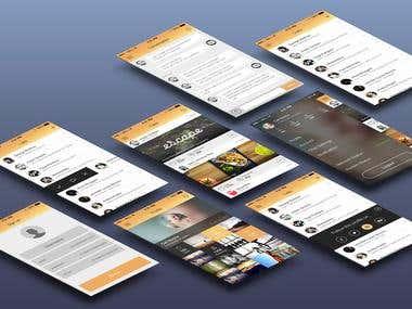 Social & Messaging App