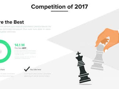 Infographic Business Slide