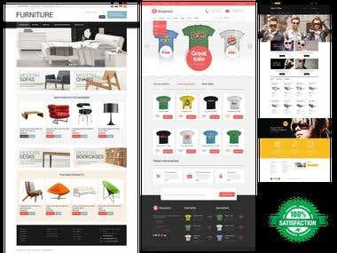 Ecommerce web design 02