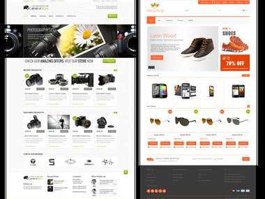 Ecommerce web design 04