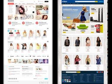 Ecommerce web design 06