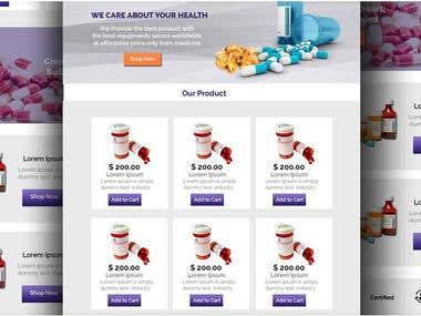 Ultra Chiron Pharmaceuticals Website