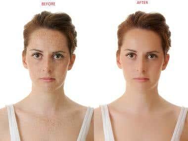 Advance Skin Retouch