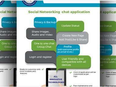 Social Networking Web development