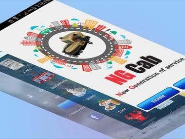 NgCab App