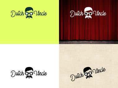 Dutch Uncle Logo Concept