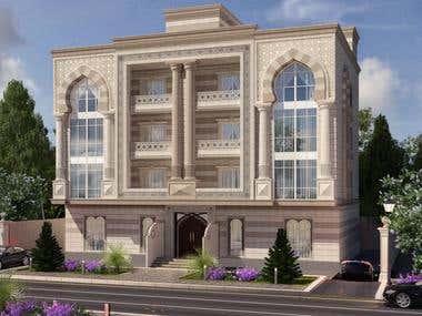 Exterior Design - Islamic