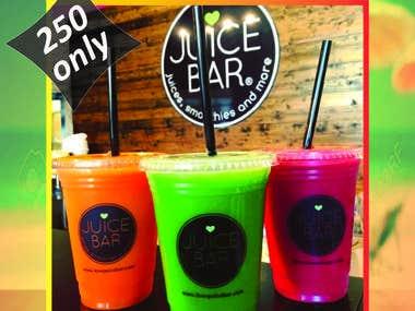 Juice Flyer
