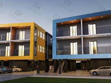 TAVIS University Apartments