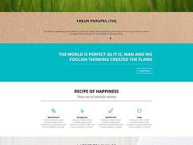 Simple and Better Life website