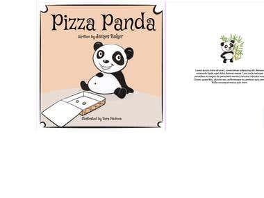 Pizza Panda Cover