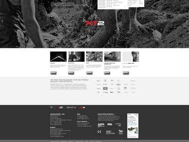 WordPress Multisite development from PSD designs