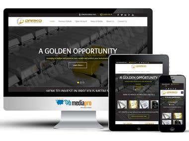 Darko Investments (WordPress)