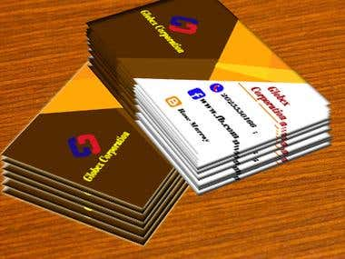 I Will Design Business Card Within 24 Hrs