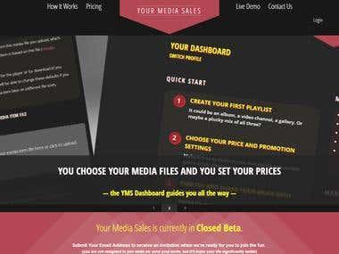 Media Platform SAAS