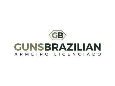 GUNS BRAZILIAN - Logo