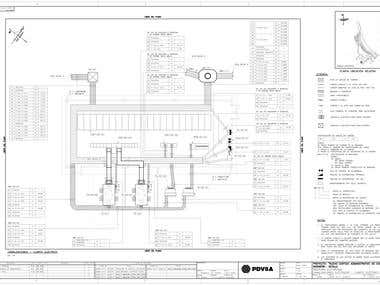 AUTOCAD, Electrical Engineering, Engineering Drawing