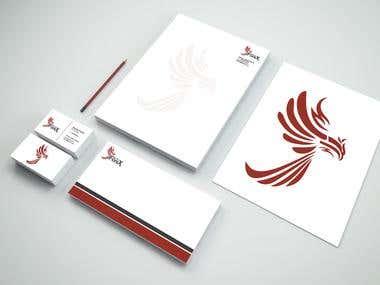 Logo and mockup