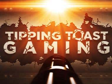 Intro Animation: Tipping Toast Gaming Promotional Clip