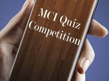 MCI Quiz Competition (Android)