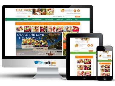 Fruit Corp Fresh (BigCommerce)