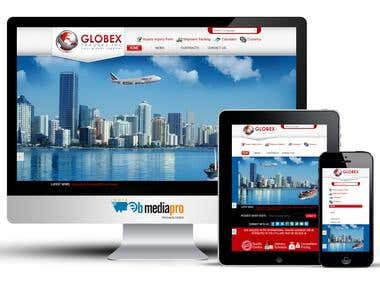 Globex Traders Inc (WordPress)