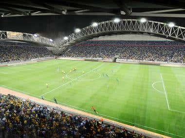 Saipa stadium