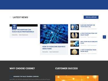 Currency Mining website