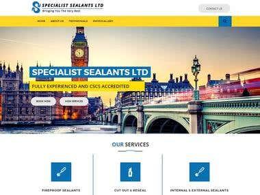 Sealants Services