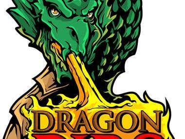 Company Logo Design: Dragon Ribs