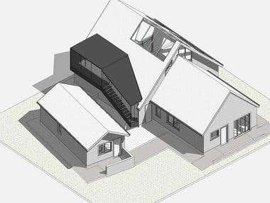 Real Estate: Home Concept Drawings