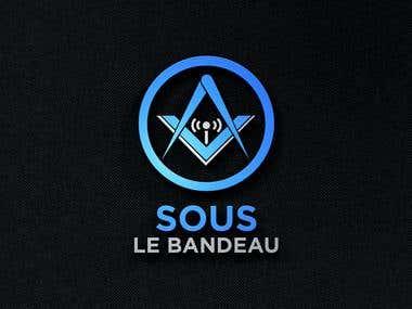 Create logo for Masonic Podcast