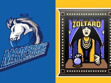 Sports & Athletics Logos