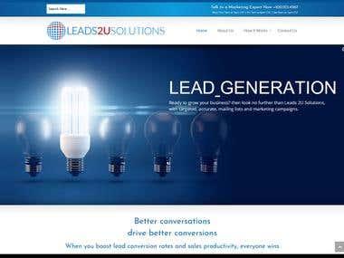 Leads 2U Solutions