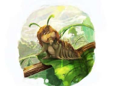 Children's story illustration!
