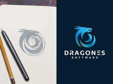 logo dragones software