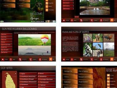Sigiriya Tourist Information Kiosk
