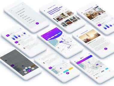 app design +development